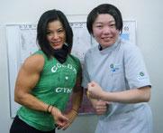 神田知子選手
