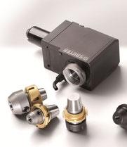 Modifix modulare wechselsystem, modifixadapter mit Spannzangenaufnahme, CNC maschinen, sauter feinmechanik, angetriebene werkzeuge, werkzeugmaschinen, präzisionswerkzeuge
