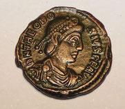 Car Teodozije, kovanica