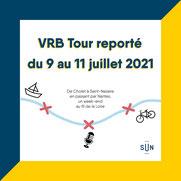 VRB Tour reporté du 9 au 11 juillet 2021