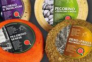 caseificio, maremma, nuovo, brand, label, look, aspetto, stile, novità, formaggio, formaggi, pecorino, formaggio misto