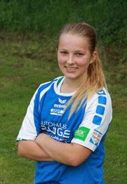 Bereits 63 Tore in der B-Jugend: Jasmin Rustemeier. Foto: Lanzke