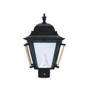 Luminario modelo Campestre equipado con LEDS o HID