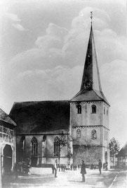 Die 3. Kirche 1460 - 1877