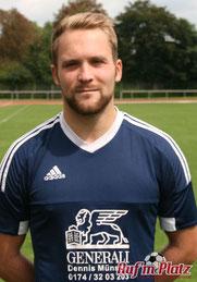 Daniel Dierkes zeigte eine starke Leistung über seine linke Seite.