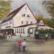 Cafe & Restaurant Friedenskrug