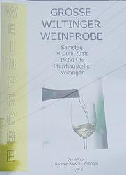 Weinprobe Wiltingen