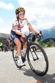 Radsport Lizzie Deignan Sportphysiotherapie Laura Simon