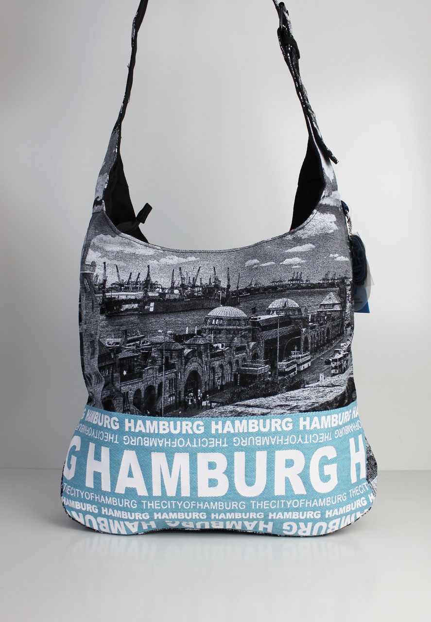 89fab75969a77 HAMBURG - Bunt bedruckte Taschen! Mit Robin Ruth ist Deine ...