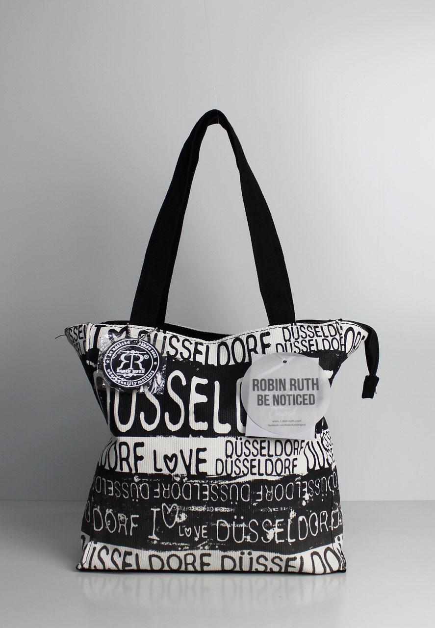 6953c1425f Düsseldorf - Bunt bedruckte Taschen! Mit Robin Ruth ist Deine ...