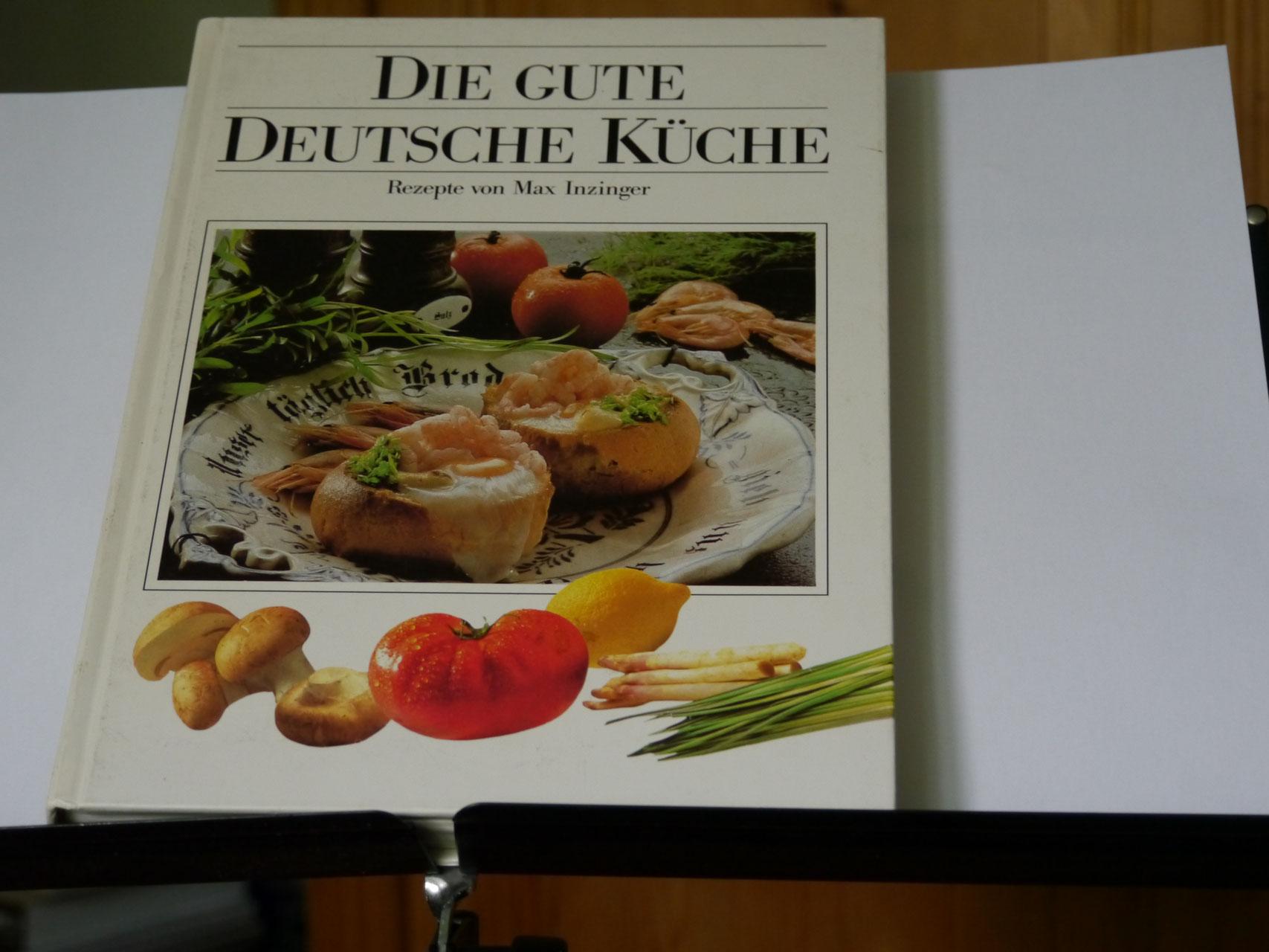 Kochen - buechertafels Webseite!