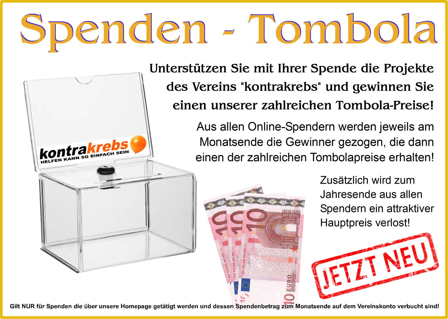 Spenden Für Tombola