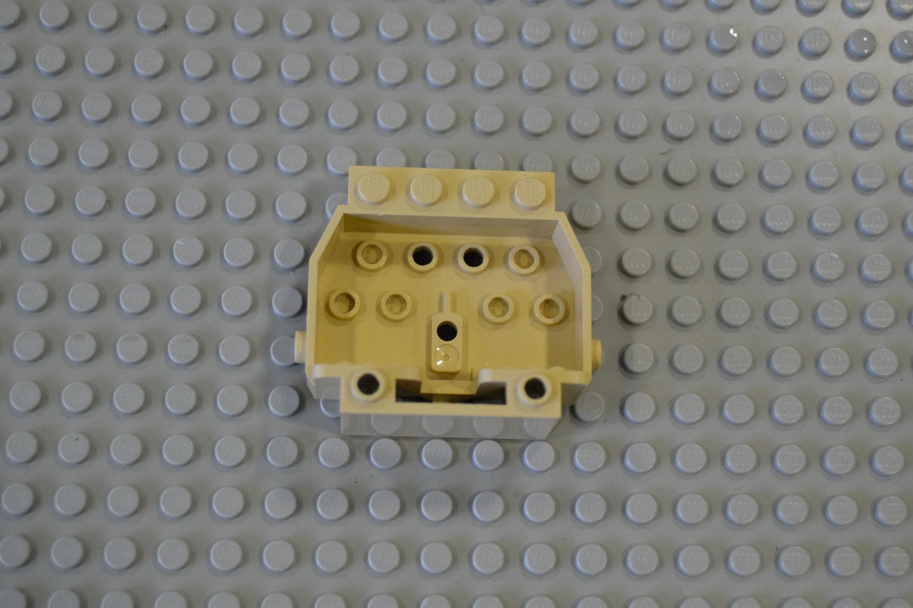 3x LEGO® 30154 Sextant Quadrant neu-dunkelgrau NEU Figuren-Zubehör