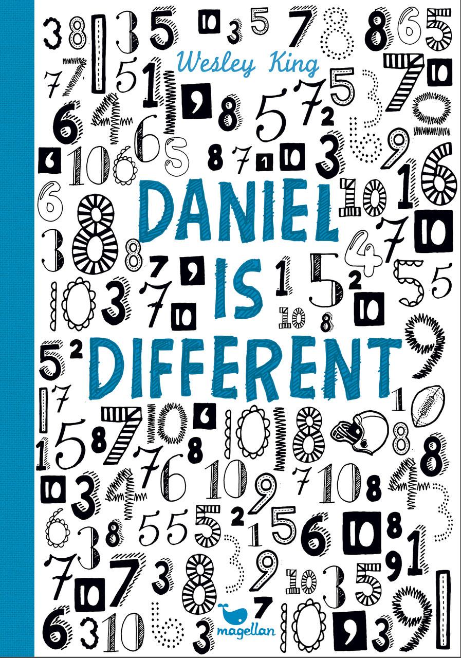 """""""Daniel is different"""" von Wesley King, Jugendbuch"""