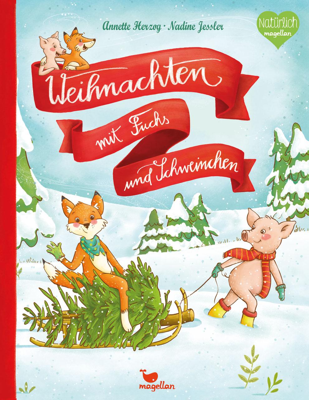 Bilder Mit Weihnachten.Weihnachten Magellan Verlag
