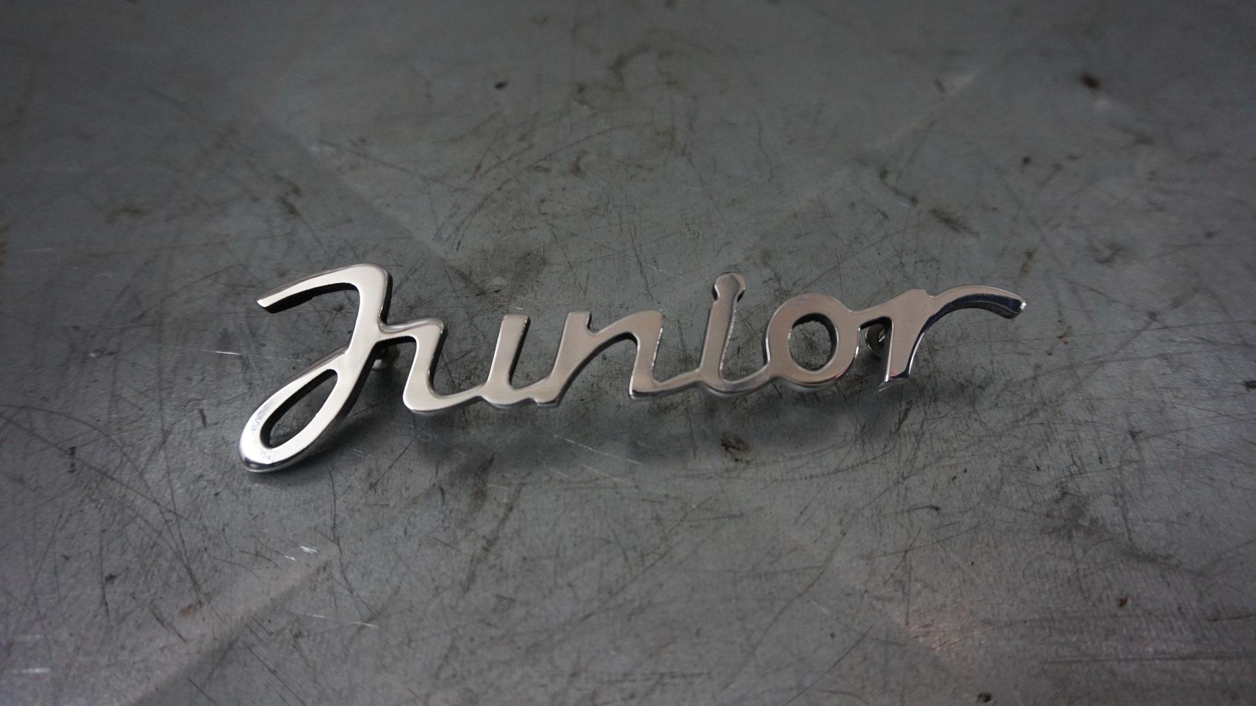 Master Super Standard Porsche Diesel Traktor Schriftzug Junior