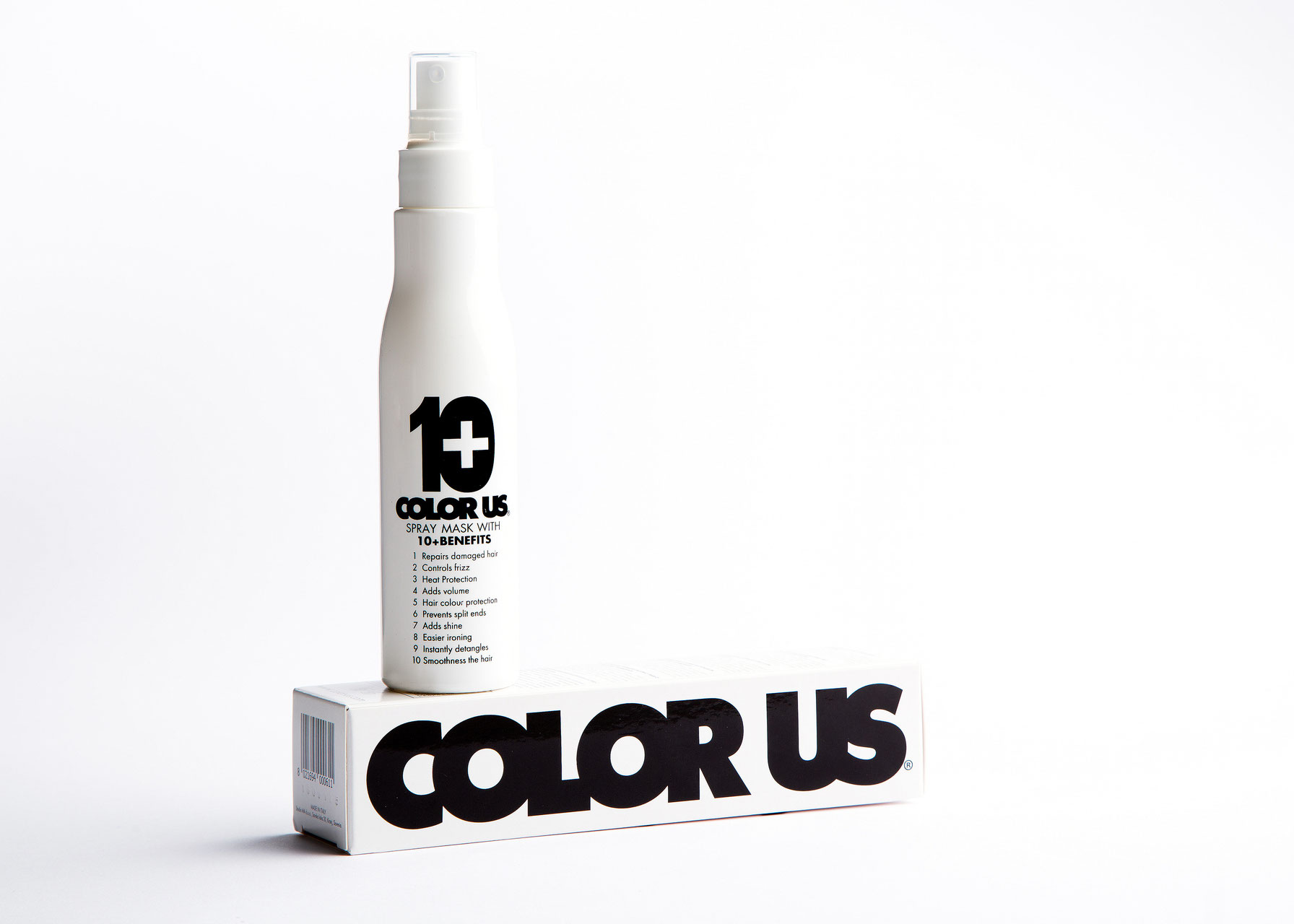 COLOR US® Spray Mask