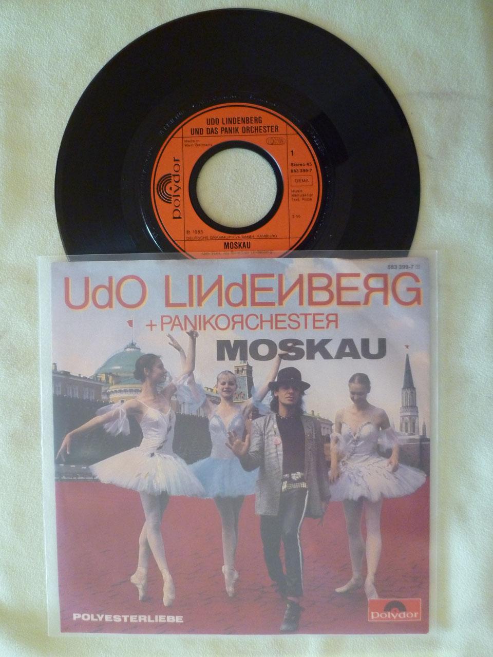 Udo lindenberg single
