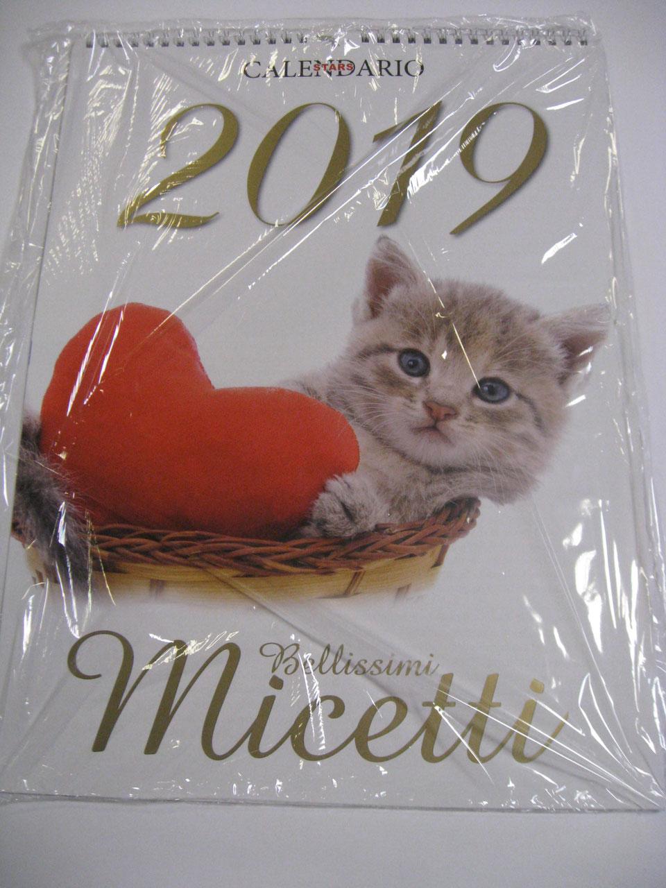 Calendario Persiano 2020.Calendari Gatti 2019 Calendario Gatto 2019 Gatti 2019