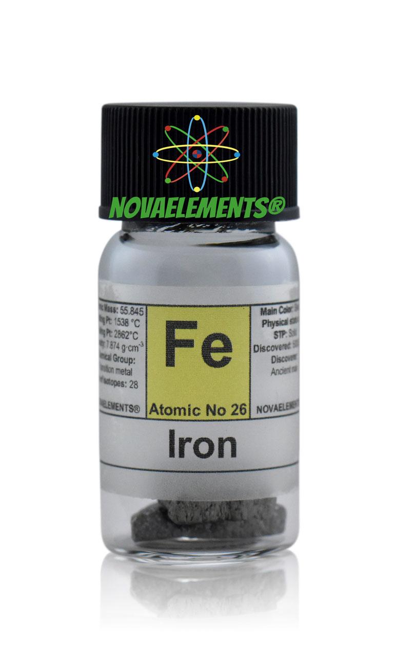 Buy iron metal element 26 sample nova elements buy now from the form below biocorpaavc