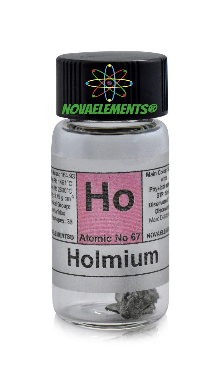 Buy Holmium Metal Element 67 Samples Nova Elements