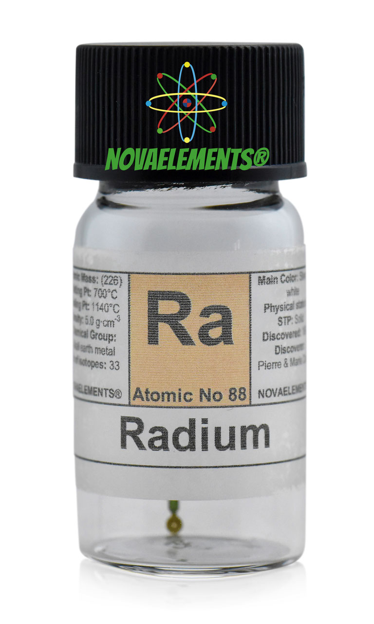 Buy Radium metal eleme...