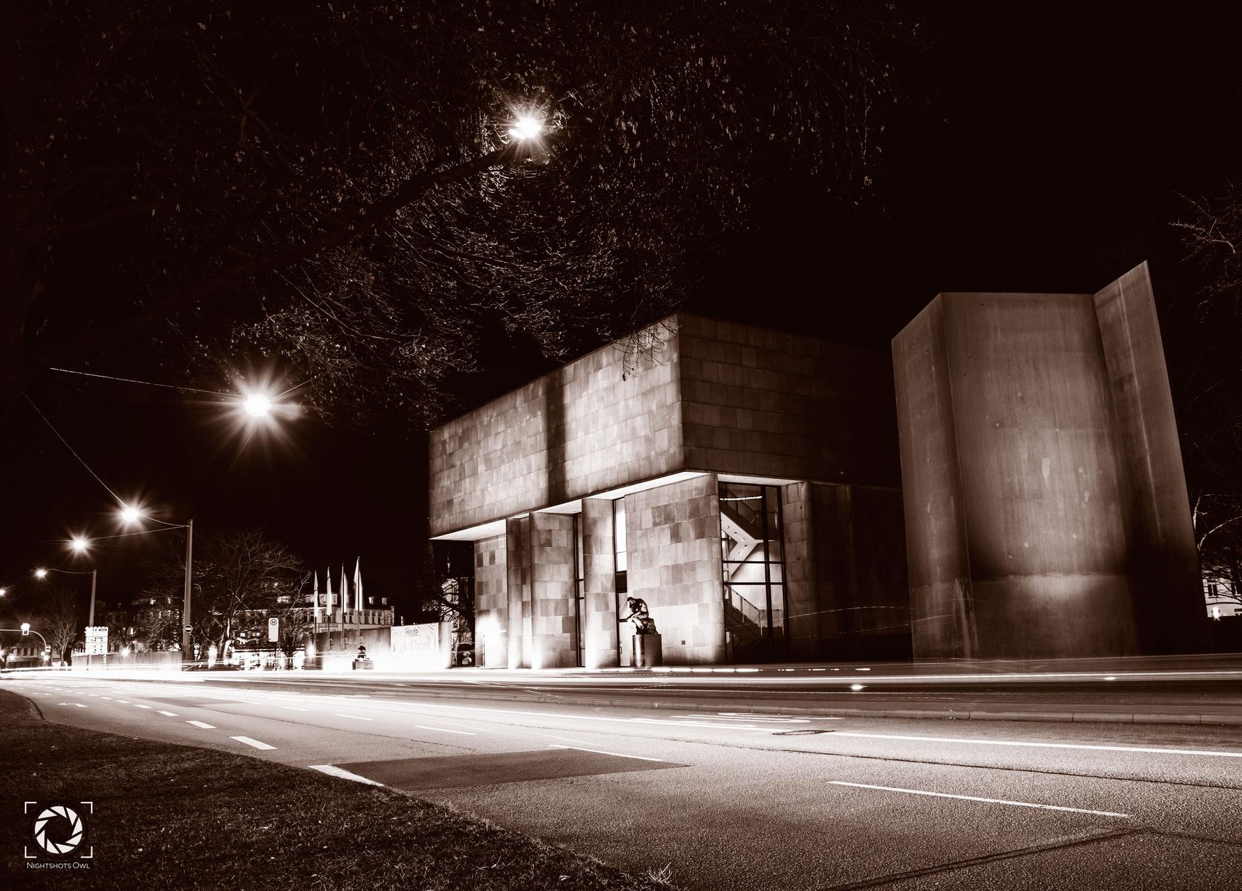 alu dibond nightshots owl nachtansichten aus bielefeld und umgebung. Black Bedroom Furniture Sets. Home Design Ideas
