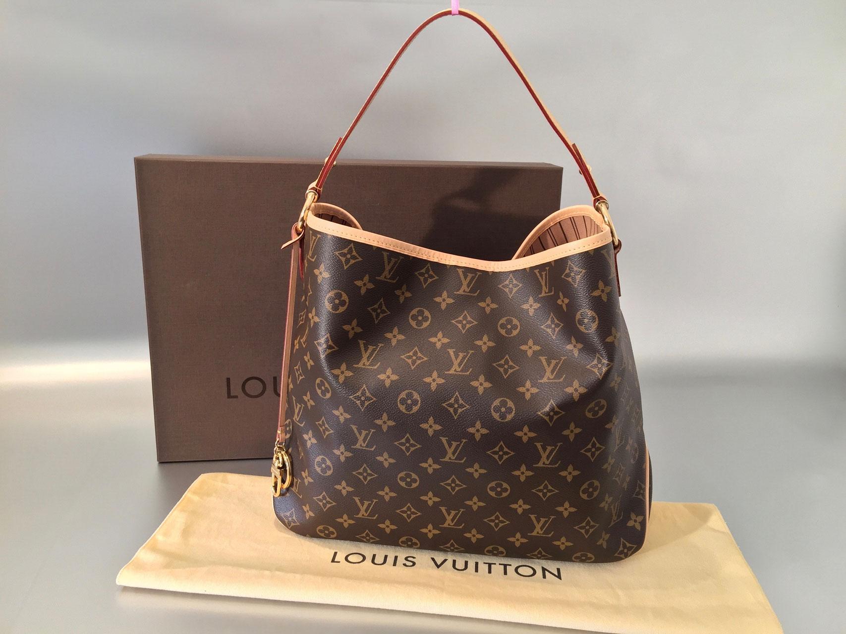 Louis Vuitton Monogram Canvas Delightful MM   Ankauf & Verkauf ...