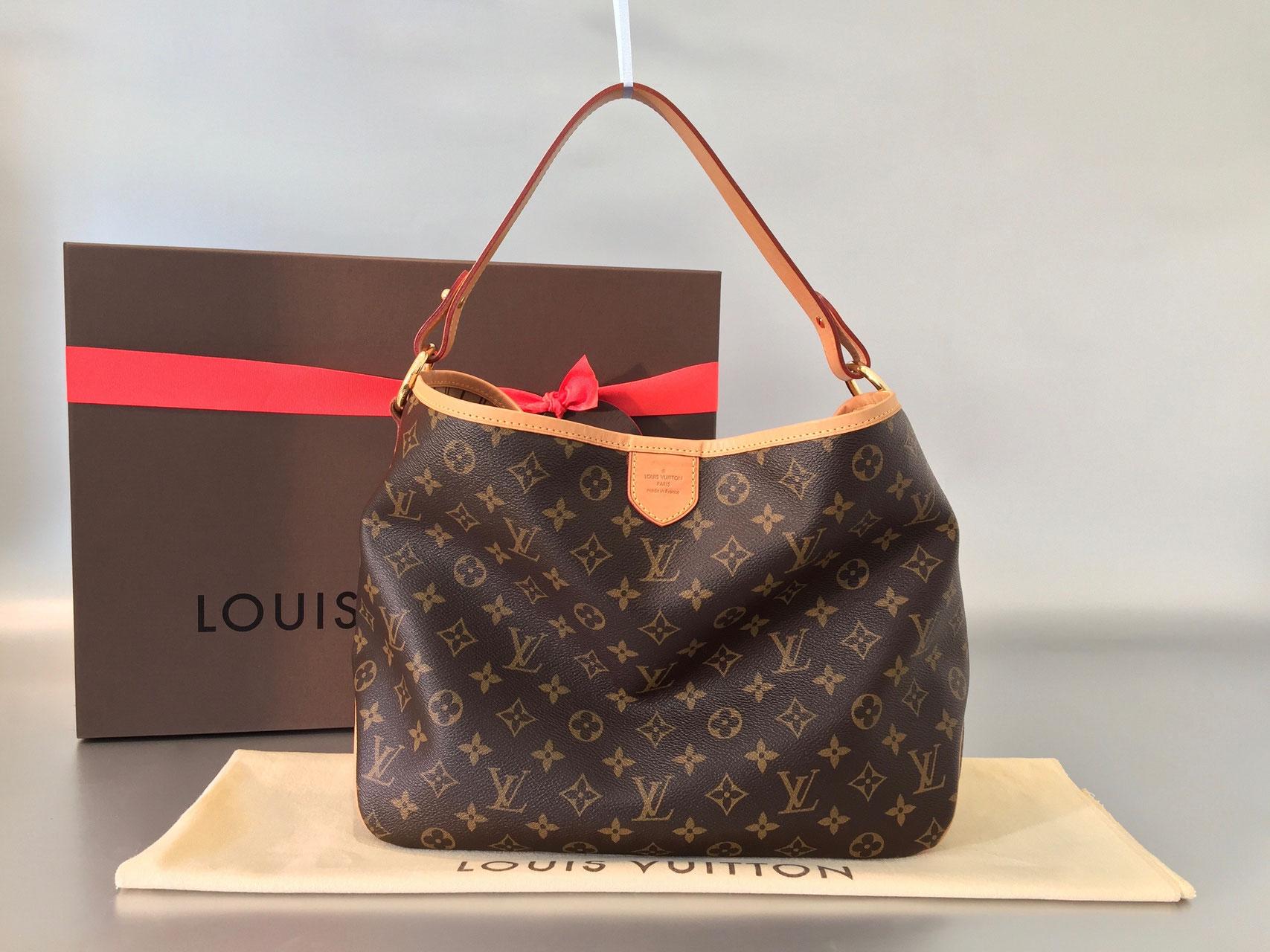 Louis Vuitton Monogram Canvas Delightful PM   Ankauf & Verkauf ...