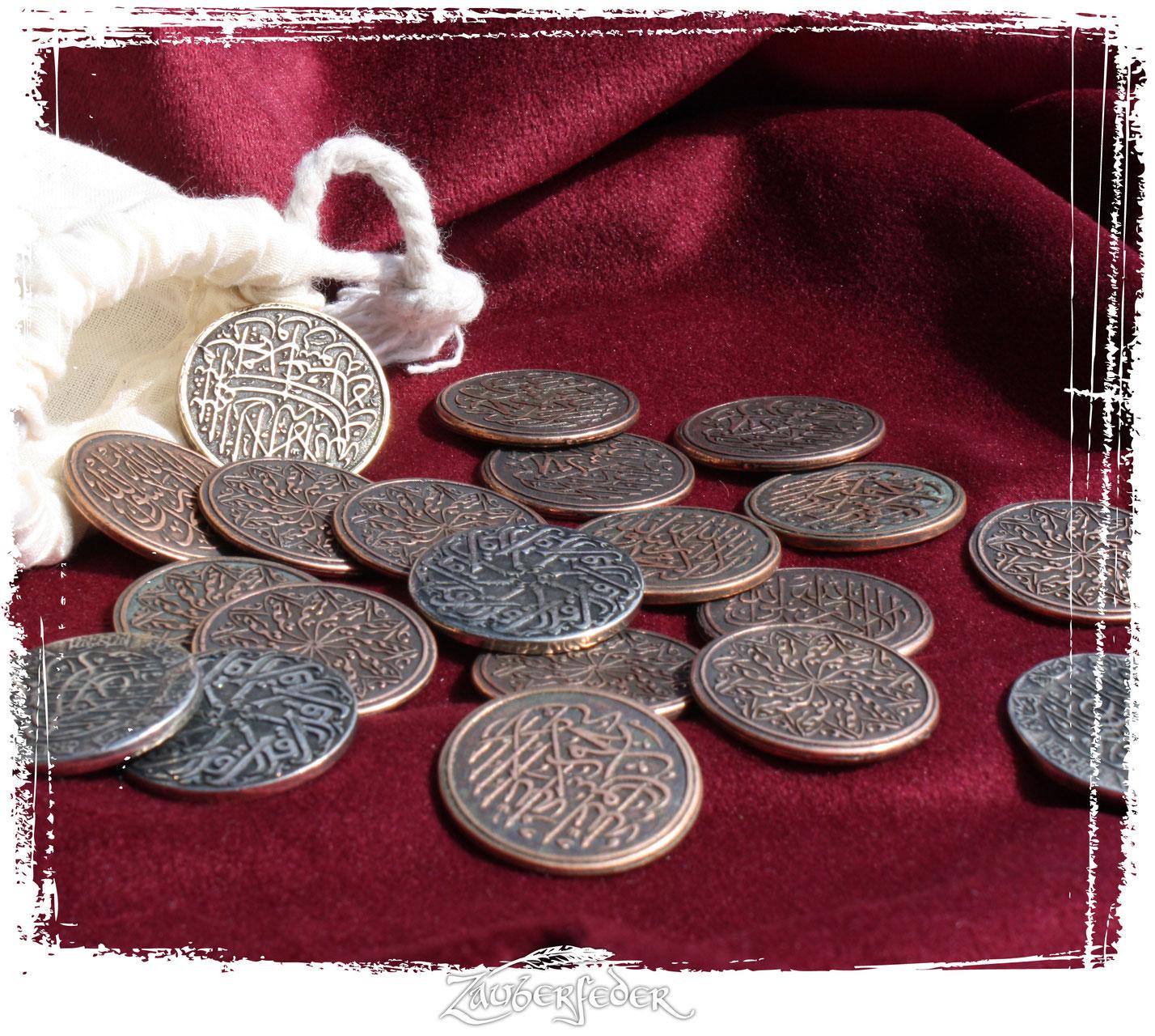 Larp Münzen Tempora Historica Mittelalter Und Gothic Koblenz