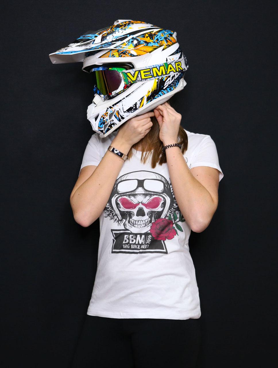 9d44b732bab85d BBM Classic Shirt Damen - Offizielle Website des BigBikeMeets!