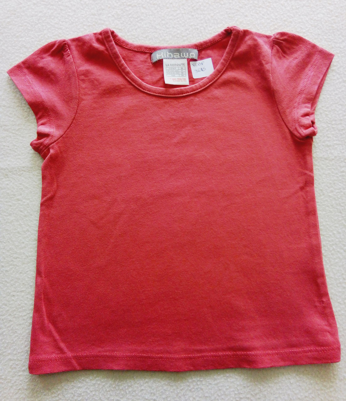 07c0abc958803 T-shirt fille 3 ans - Chipettes-et-Galopins,Vêtements Occasion Enfants