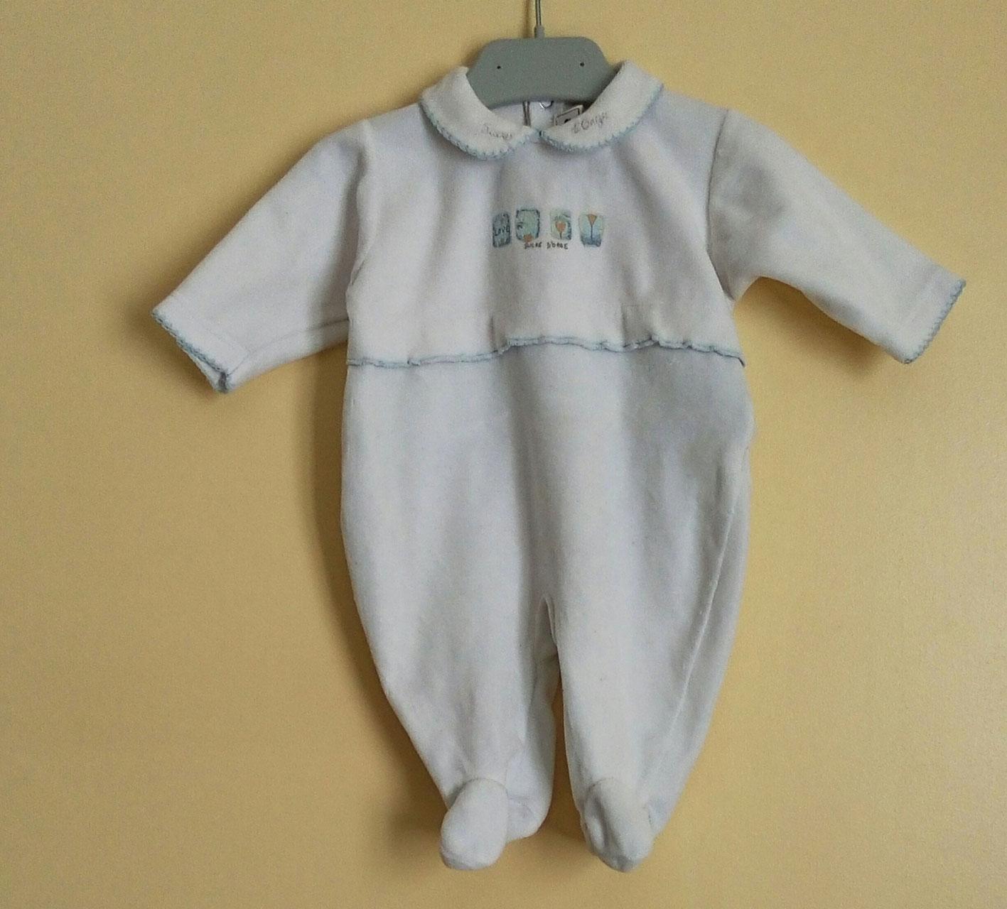 Pyjama Sucre d orge 3 mois à petit prix - Chipettes-et-Galopins ... 5ec43b83a74