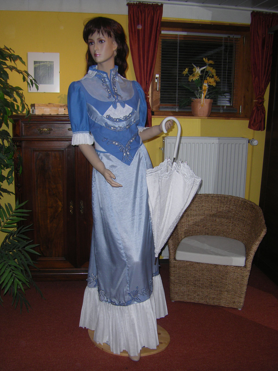 jahrhundertwende /jugendstil - history-modegeschichte in