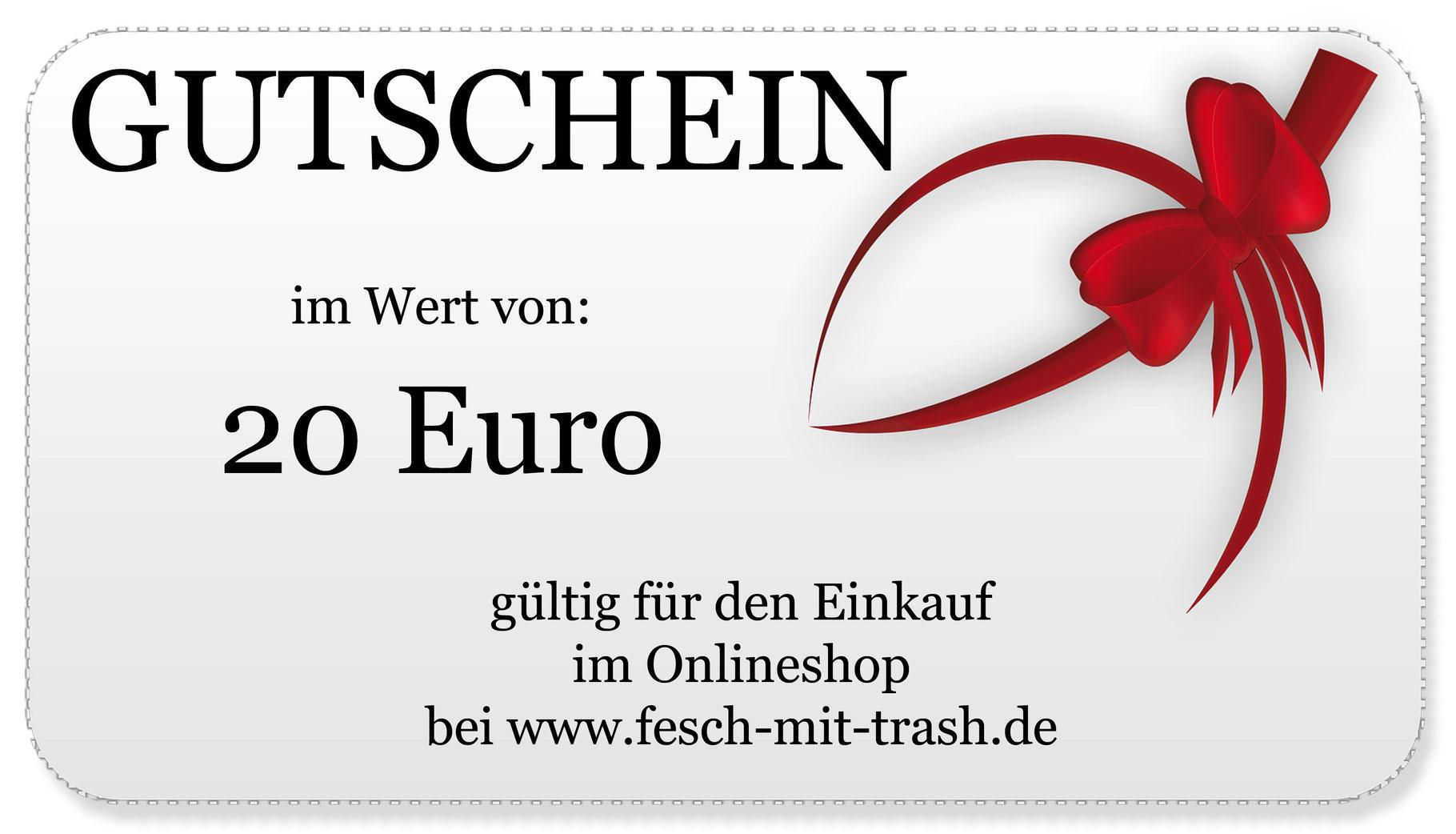 Gutscheine für Weihnachten - Individueller Schmuck mit Kronkorken