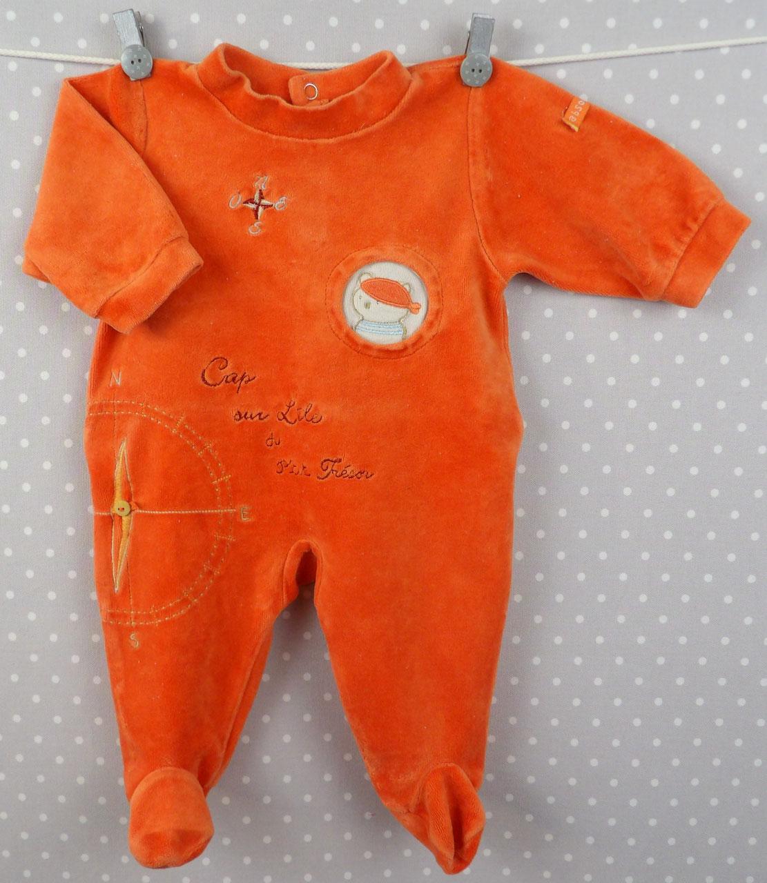 Les pyjamas et bodies - Bouilles de pomme-vêtements-accessoires ... c5f4300f18e