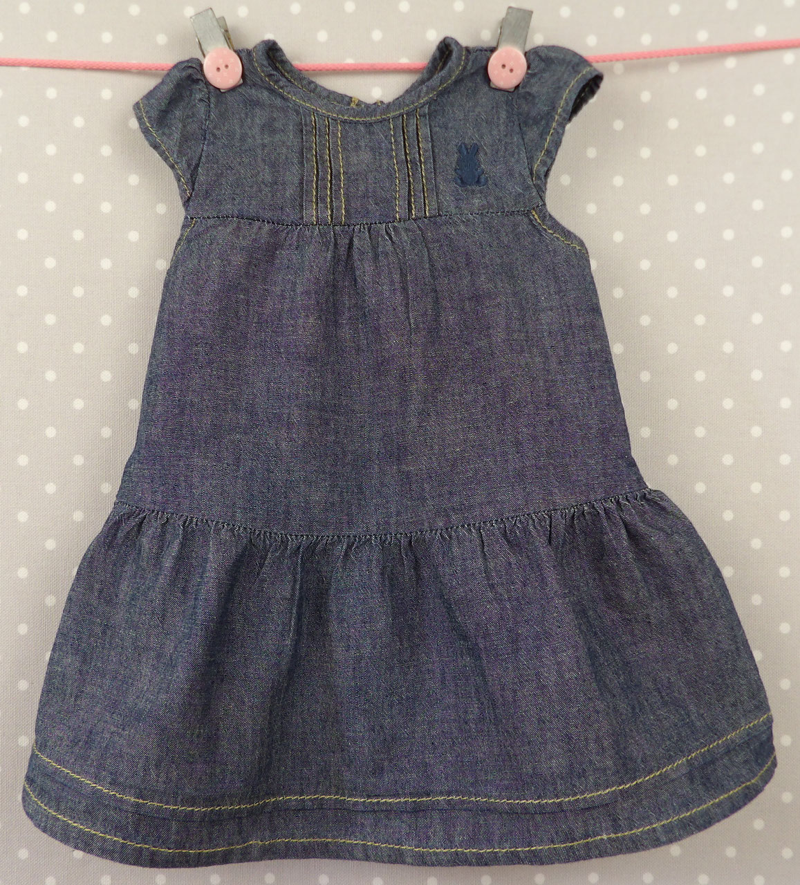 471bfd19f7d14 Benetton Baby - 1 mois