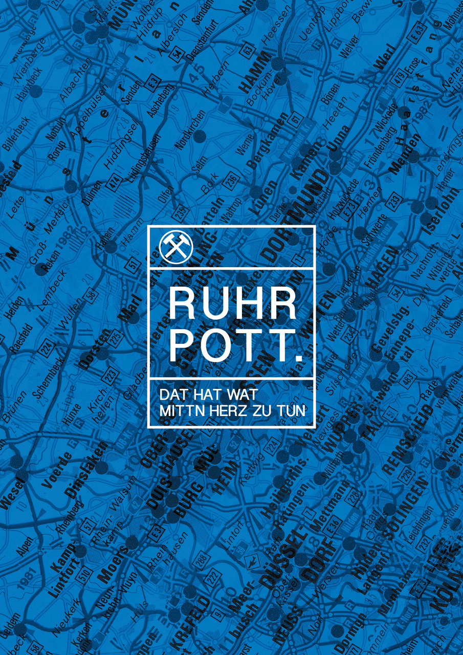 Stadtmotive Ruhrgebiet The Bird Who Told Concept Store Fur