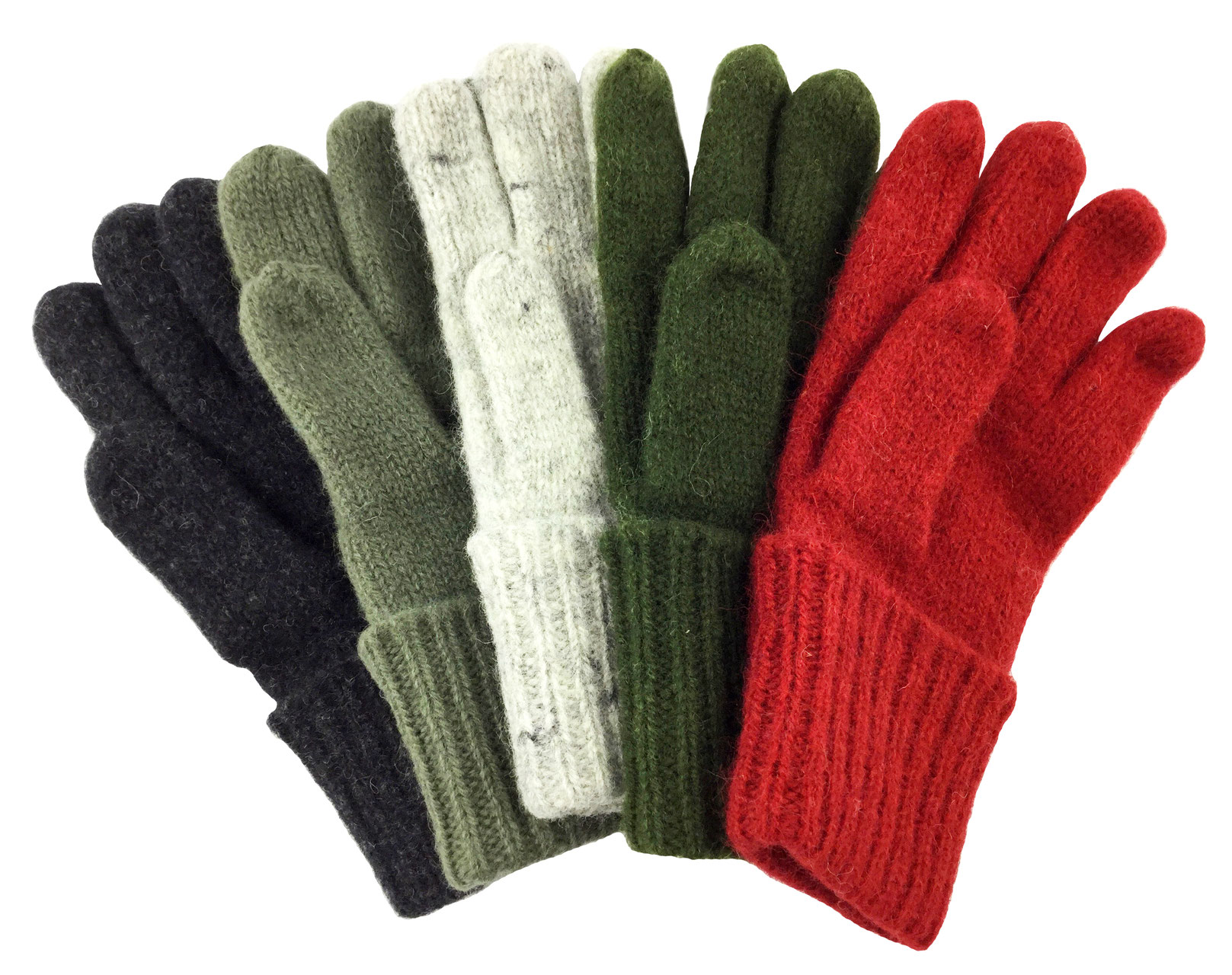 New Dachstein Woolwear Wool Gloves 2110 - Sweater Chalet PF16