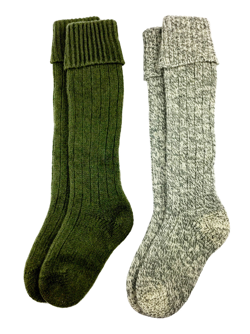 Dachstein Woolwear Over Knee Wool Socks
