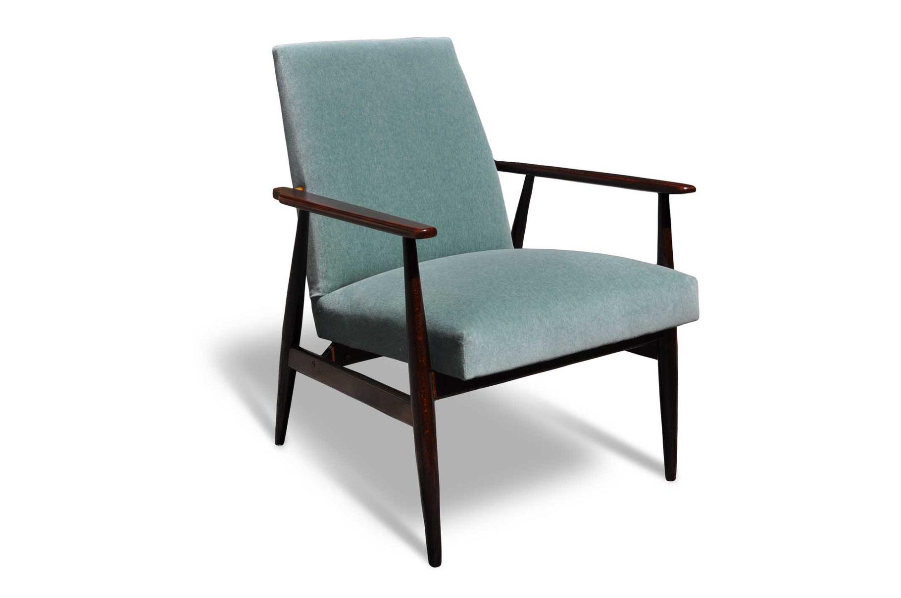 Poltrona anni \'50 stile scandinavo - Italian Vintage Sofa