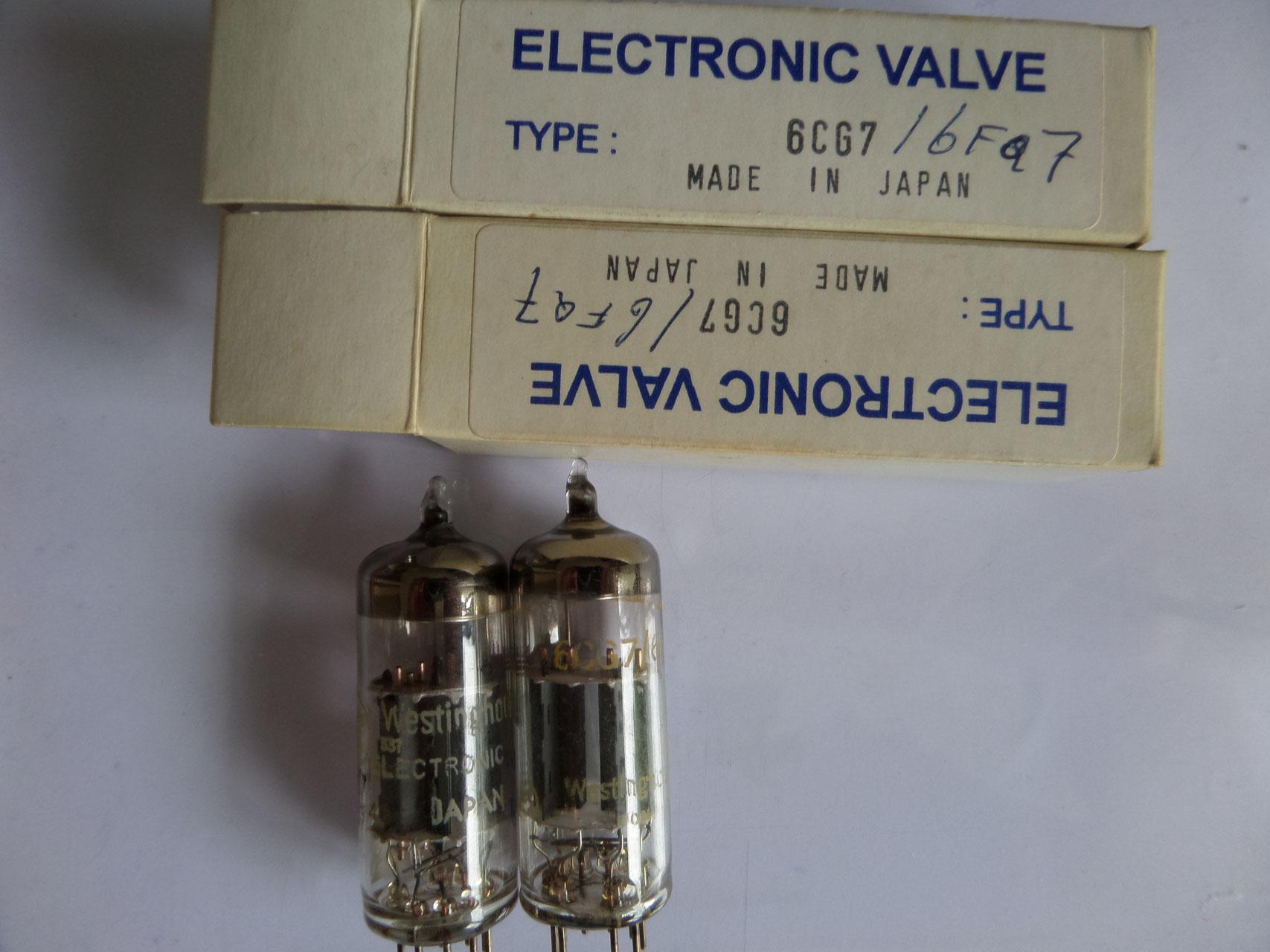 PRE-AMPLIFIER TUBES - tubes el84 tube amplifier
