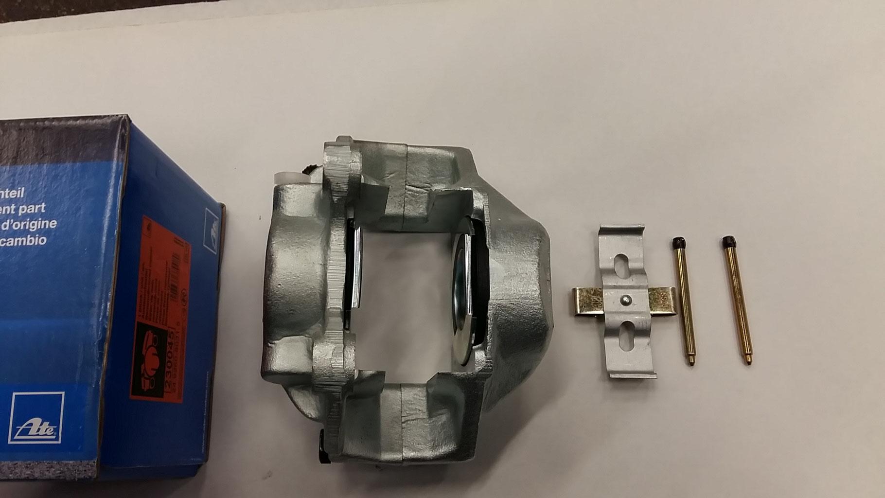 Bremssattel für Bremsanlage Hinterachse ATE 13.2381-8028.2