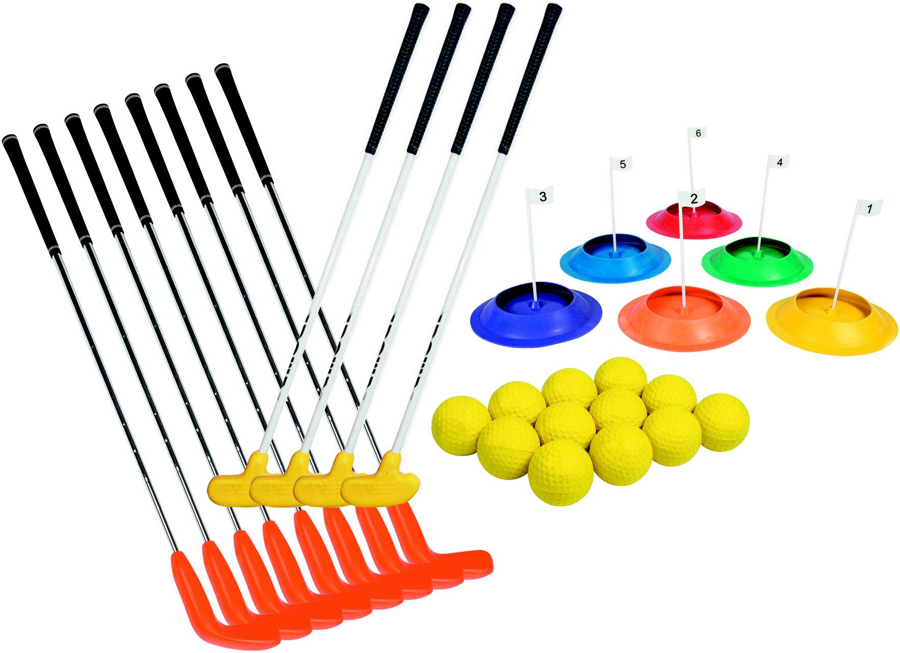 kit de jeu de golf mat riel sportif et p dagogique. Black Bedroom Furniture Sets. Home Design Ideas