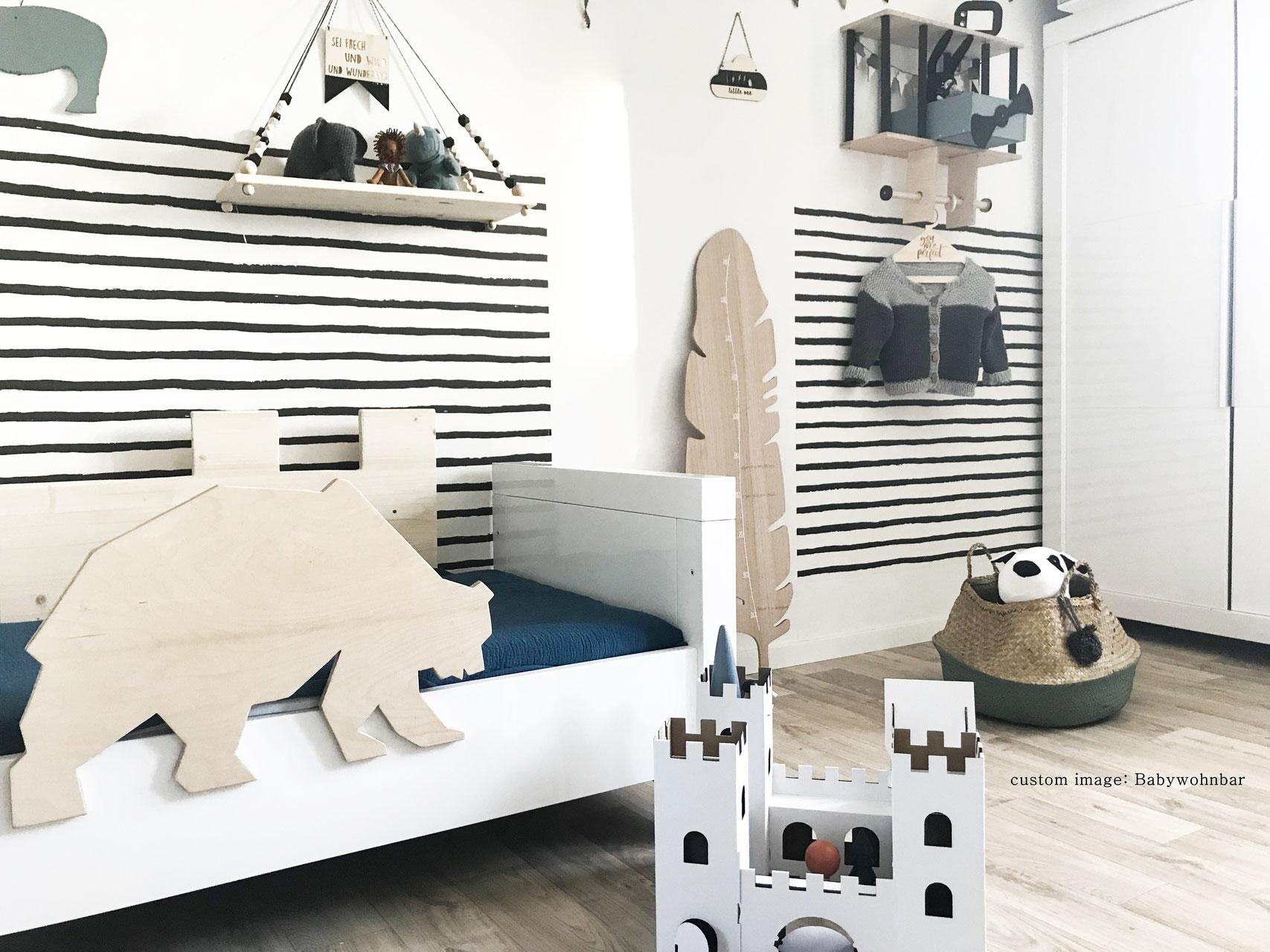 Shop Roomoons Webseite