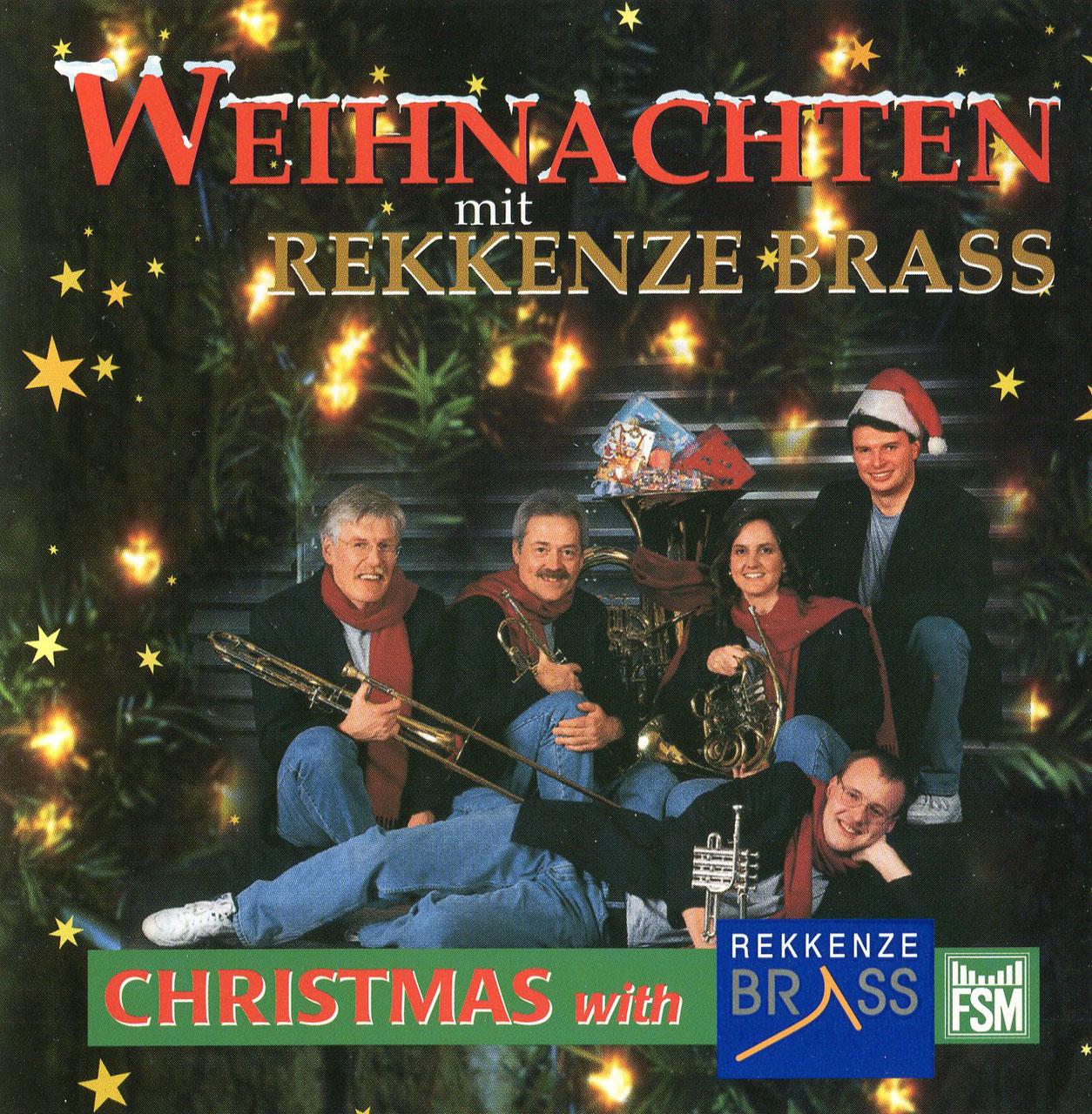 Cd Weihnachten.Cd Weihnachten Mit Rekkenze Brass