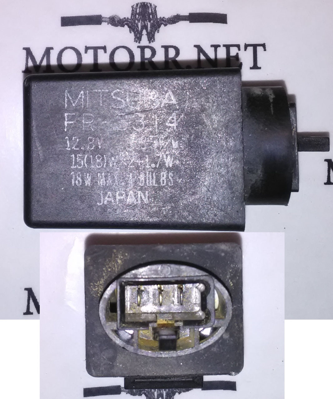 Bmw Zr1000: Реле поворотников Бензонасоса и Датчики - Моторр