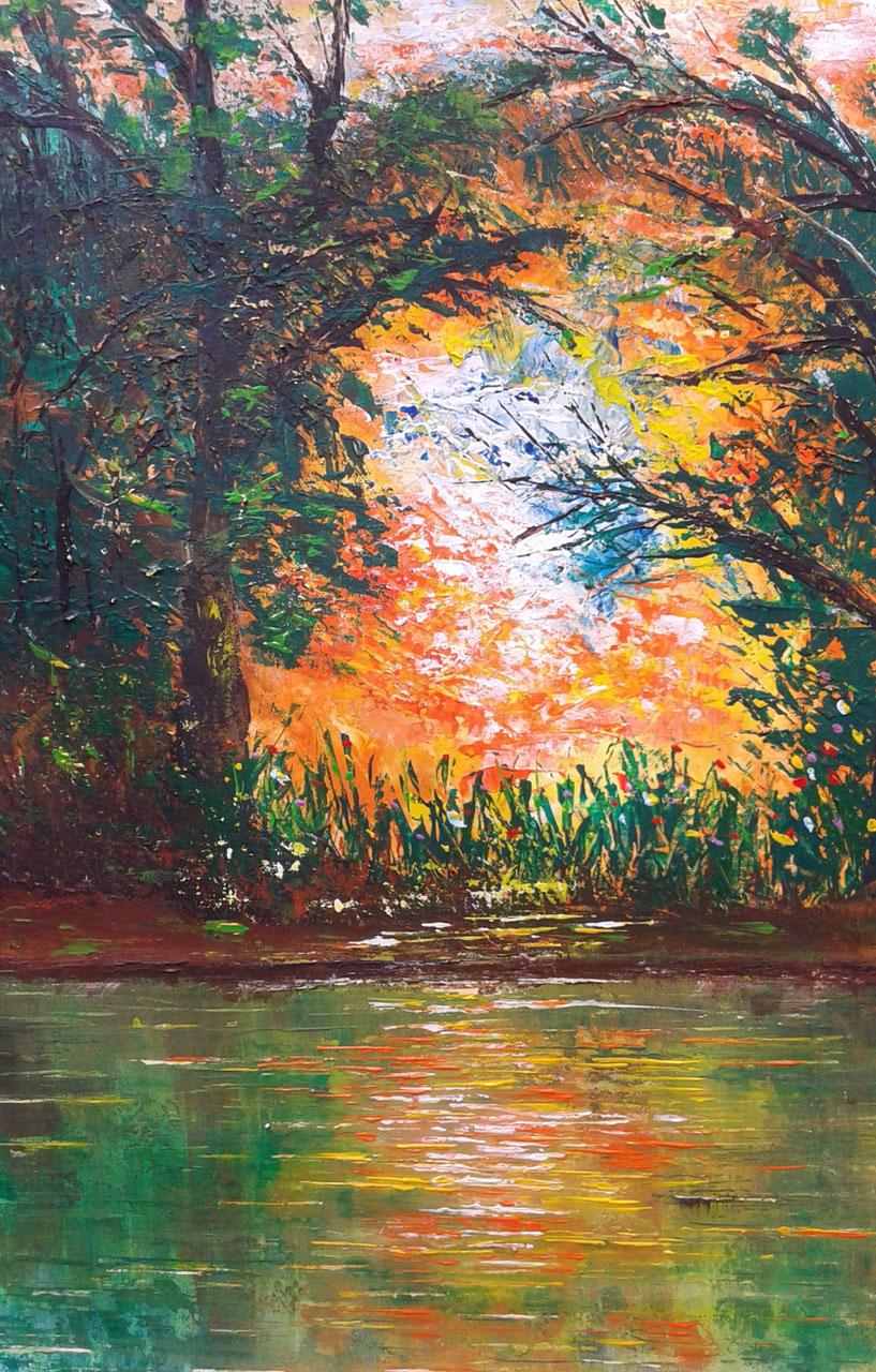 Ma peinture abstraite et figurative - Artiste peintre peinture abstraite et  figurative