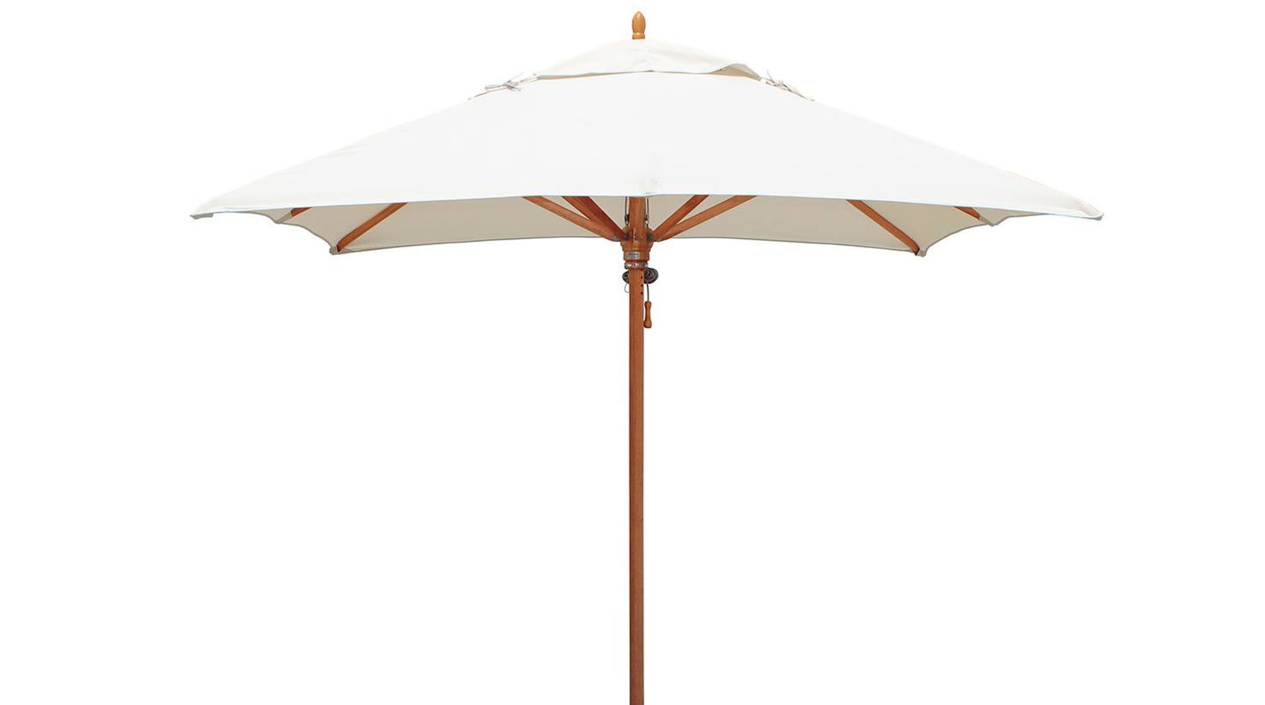 tradewinds sonnenschirm holz 220 x 220 cm solero bei sonnenschirme co gastroschirme und. Black Bedroom Furniture Sets. Home Design Ideas