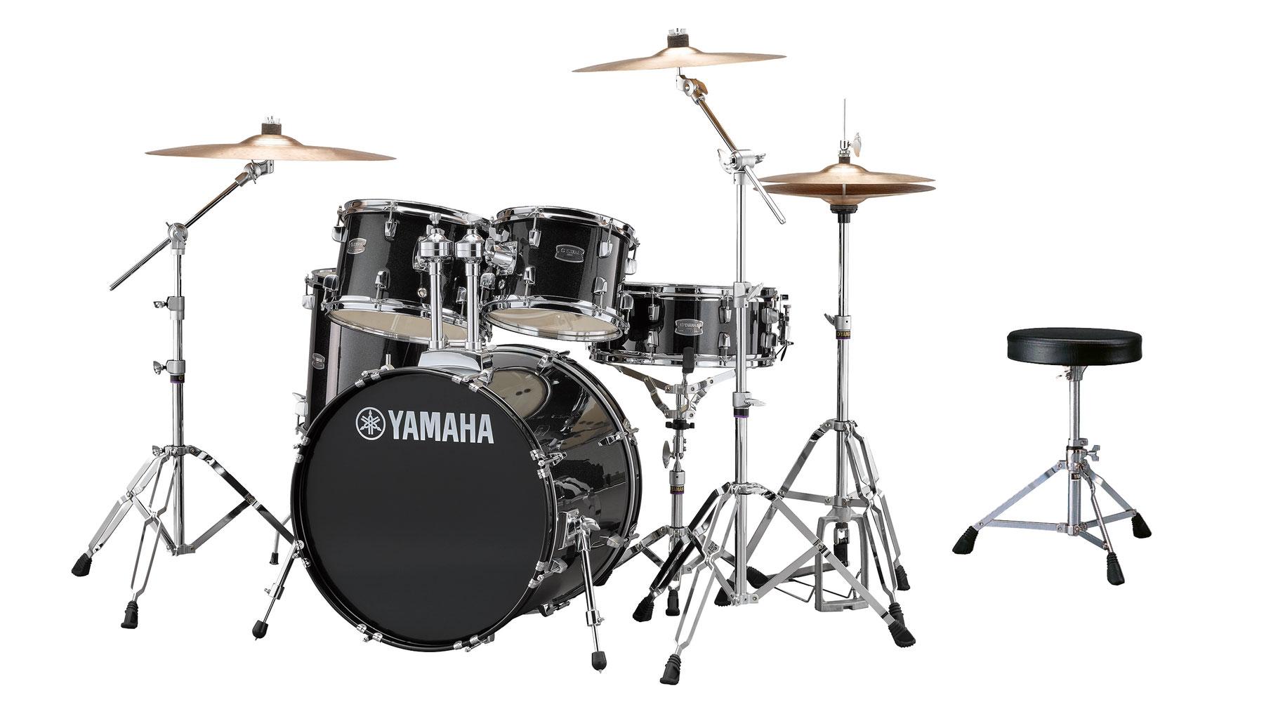 rydeen yamaha drum kits yamaha music mackay. Black Bedroom Furniture Sets. Home Design Ideas